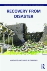 Recovery from Disaster - Book
