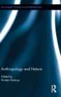 Anthropology and Nature - Book