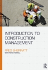 Introduction to Construction Management - Book