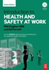 Introduction to Health and Safety at Work : for the NEBOSH National General Certificate in Occupational Health and Safety - Book