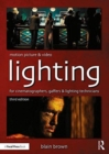 Motion Picture and Video Lighting - Book
