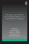 Principles and Practices for Teaching English as an International Language - Book
