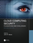 Cloud Computing Security : Foundations and Challenges - eBook