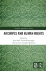 Archives and Human Rights - eBook