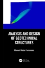Analysis and Design of Geotechnical Structures - eBook