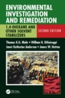 Environmental Investigation and Remediation : 1,4-Dioxane and other Solvent Stabilizers, Second Edition - eBook