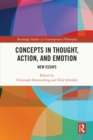 Concepts in Thought, Action, and Emotion : New Essays - eBook