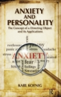 Anxiety and Personality : The Concept of a Directing Object and its Applications - eBook