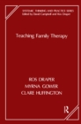 Teaching Family Therapy - eBook