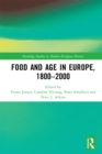 Food and Age in Europe, 1800-2000 - eBook