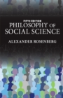 Philosophy of Social Science - eBook