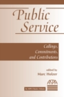 Public Service : Callings, Commitments And Contributions - eBook