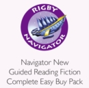 Navigator New Guided Reading Fiction Complete Easy Buy Pack - Book