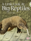 Bug Club Guided Non Fiction Year 1 Blue B A Little Look at Big Reptiles - Book