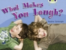 Bug Club Guided Non Fiction Year 1 Green A What Makes You Laugh? - Book