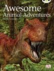 Bug Club Independent Non Fiction Year Two Lime A Awesome Animal Adventures - Book