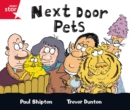 Rigby Star Guided Red Level: Next Door Pets Single - Book
