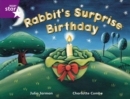 Rigby Star Guided 2 Purple Level: Rabbit's Surprise Birthday Pupil Book (single) - Book