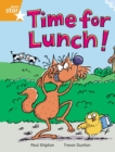 Rigby Star Independent Orange Reader 2: Time for Lunch - Book