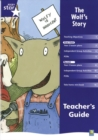 Rigby Star Shared Year 2 Fiction: The Wolf's Story Teachers Guide - Book