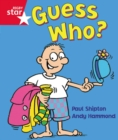 Rigby Star Guided Reception:  Red Level: Guess Who? Pupil Book (single) - Book