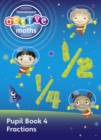 Heinemann Active Maths - First Level - Exploring Number - Pupil Book 4 - Fractions - Book