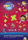 Heinemann Active Maths - Second Level - Exploring Number - Practice Photocopiable Masters - Book