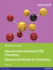 Edexcel International GCSE Chemistry Revision Guide with Student CD - Book