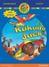 Jamboree Storytime Level A: Kakadu Jack Activity Book with Stickers - Book