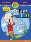 Jamboree Storytime Level A: Shark in the Park Activity Book with Stickers - Book