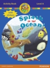Jamboree Storytime Level A: Splash in the Ocean Activity Book with Stickers - Book