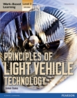 Level 3 Diploma Principles of Light Vehicle Technology Candidate handbook - Book