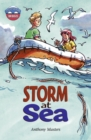 Storyworlds Bridges Stage 11 Storm at Sea (single) - Book