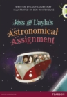 Bug Club Red A (KS2) Jess & Layla's Astronomical Assignment - Book