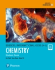 Edexcel International GCSE (9-1) Chemistry Student Book: print and ebook bundle - Book