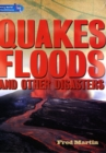 Literacy World Satellites Non Fiction Stage 4 Guided Reading Cards : Quakes, Floods Other Disasters Framework 6 Pack - Book