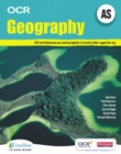 AS Geography for OCR Student Book with LiveText for Students - Book