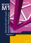 Revise Edexcel AS and A Level Modular Mathematics Mechanics 1 - Book