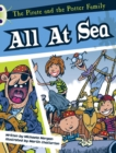 Bug Club Guided Fiction Year Two White A All at Sea - Book