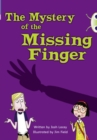 The The Mystery of the Missing Finger : BC Blue (KS2) A/4B The Mystery of the Missing Finger (Blue A/NC 4B) - Book
