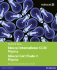 Edexcel International GCSE Physics Student Book with ActiveBook CD - Book