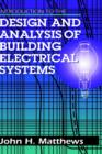Introduction to the Design and Analysis of Building Electrical Systems - Book