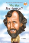 Who Was Jim Henson? - Book