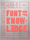 Font Of Knowledge - Book