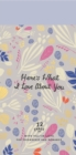 Here's What I Love About You : 12 Cards with Fill-in Lists for Friendship and Romance - Book