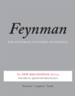 The Feynman Lectures on Physics, Vol. III : The New Millennium Edition: Quantum Mechanics - Book