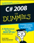 C# 2008 For Dummies - Book