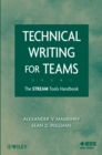 Technical Writing for Teams : The STREAM Tools Handbook - Book