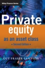 Private Equity as an Asset Class - Book