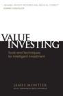 Value Investing : Tools and Techniques for Intelligent Investment - Book